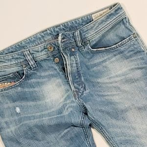Diesel Button Fly Jeans